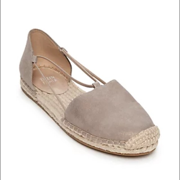 Eileen Fisher Lee Espadrille Flats